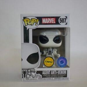 Agent Anti-Venom Funko Pop chase