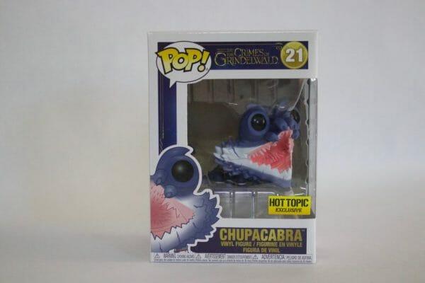 teh crimes of grindelwald chupacabra funko pop!