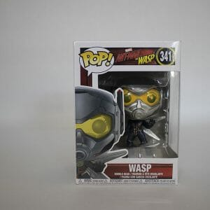 ant-man and the wasp wasp funko pop!