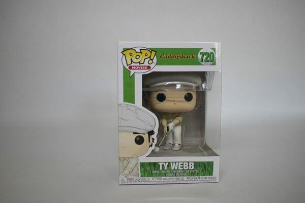 caddyshack ty webb funko pop!
