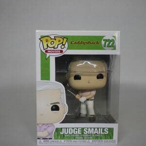 caddyshack judge funko pop!
