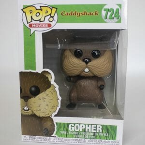 caddyshack gopher funko pop!