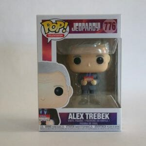 Alex Trebek Funko Pop