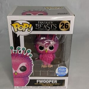 fantastic beast funko shop exclusive fwooper funko pop