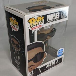 MIB agent j funko pop