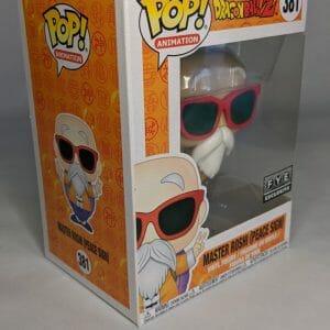 dragon ball z master roshi funko pop