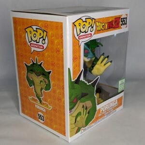 dragon ball z purunga 6 inch funko pop
