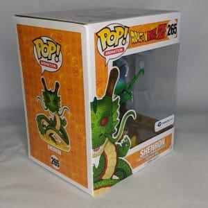 dragon ball z shenron galactic toys exclusive funko pop