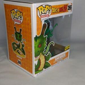 dragon ball z 6 inch shenron jade funko pop