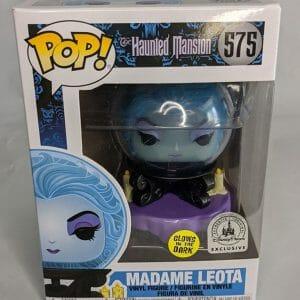 Madame Leota GITD Funko Pop Disney Exclusive