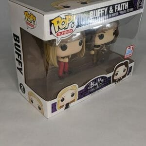 Buffy the Vampire Slayer Funko Pop 2pk