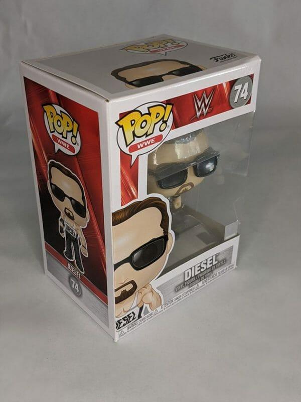 Diesel WWE Funko Pop!