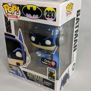 Batman Game Stop Exclusive Funko Pop