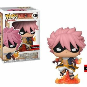 Fairy Tail funko pop etherious natsu dragneel