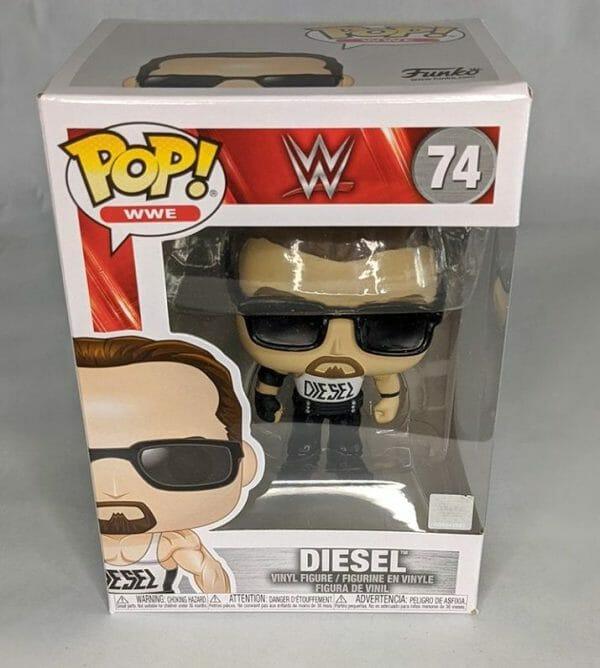 WWE Diesel Funko Pop!