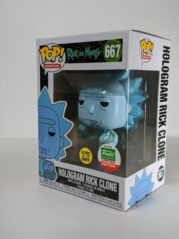 Rick and Morty funko shop funko pop!