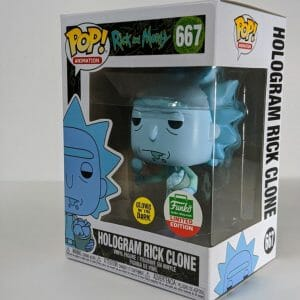 Rick and Morty funko shop funko pop!