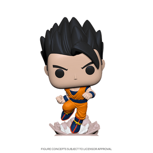 dragon ball super gohan rush
