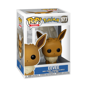 pokemon funko pop! eevee