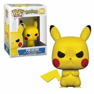 grumpy pikachu funko pop
