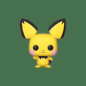 pokemon pichu funko pop