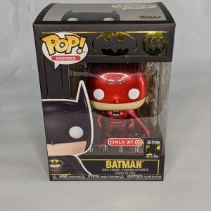 target red card exclusive funko Pop!