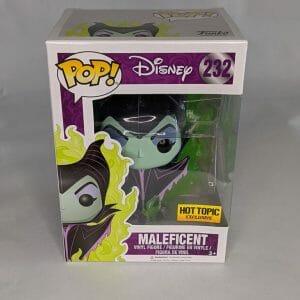 disney maleficent funko pop!