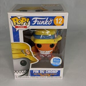 fin du chomp funko pop!
