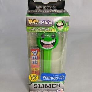 pop pez slimer gitd walmart exclusive