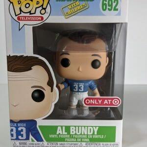 al bundy target exclusive funko pop!