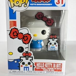 hello kitty 8 bit funko pop!