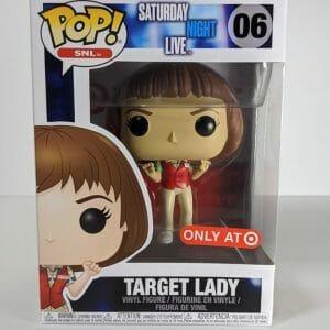 SNl target lady funko pop!