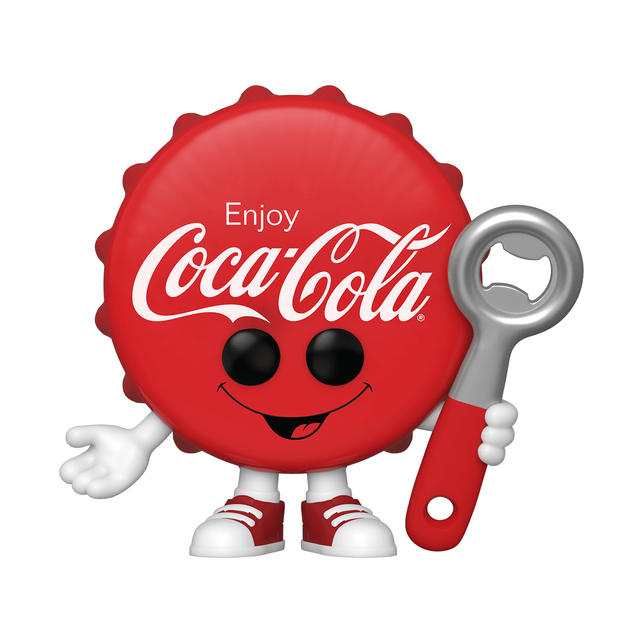 ad icons coca cola bottle cap funko