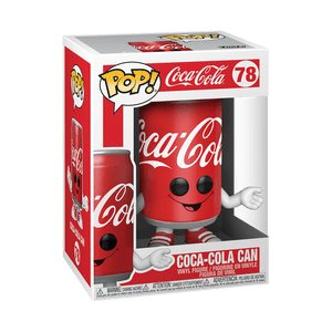 coca cola can funko pop!