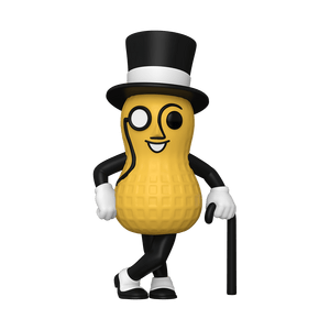 ad icons mr peanut funko