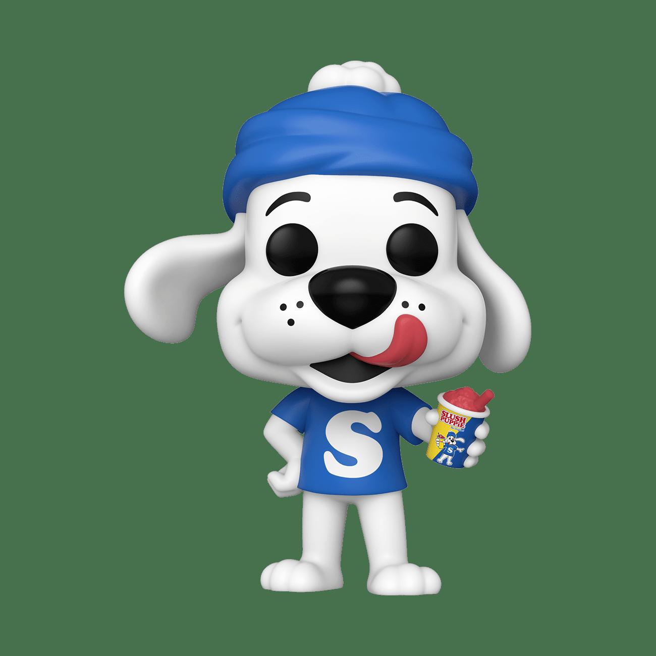 ad icons slush puppie funko