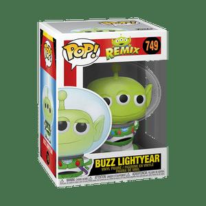 pixar alien buzz funko pop!