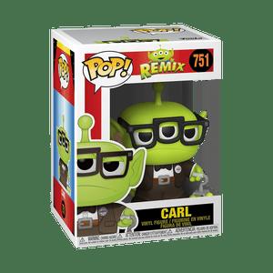 alien remix funko pop! carl