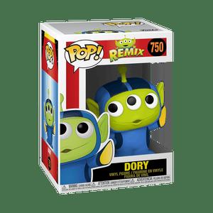 pixar alien remix dory funko pop!