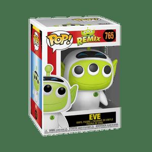 pixar alien eve funko pop!