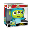 pixar sulley alien 10in funko pop!