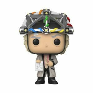 doc with helmet funko