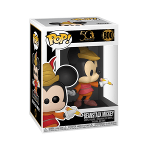 disney archives beanstalk mickey funko pop!