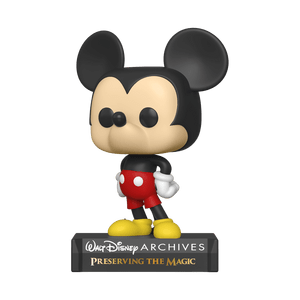 mickey mouse disney archives