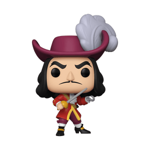 captain hook funko pop! disney