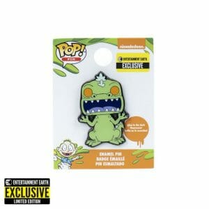 loungefly pop! pin reptar ee exclusive