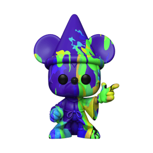 disney fantasia 80th anniversary mickey funko pop!