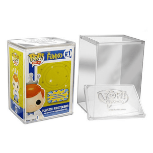 funko premium interlocking pop protector