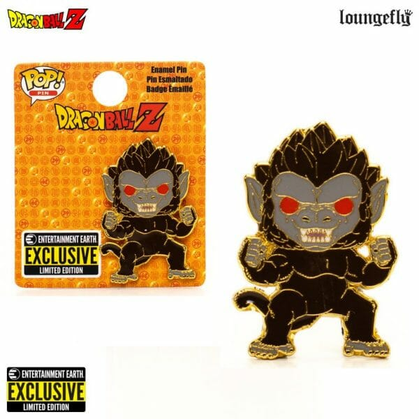 great ape enamel pin ee exclusive