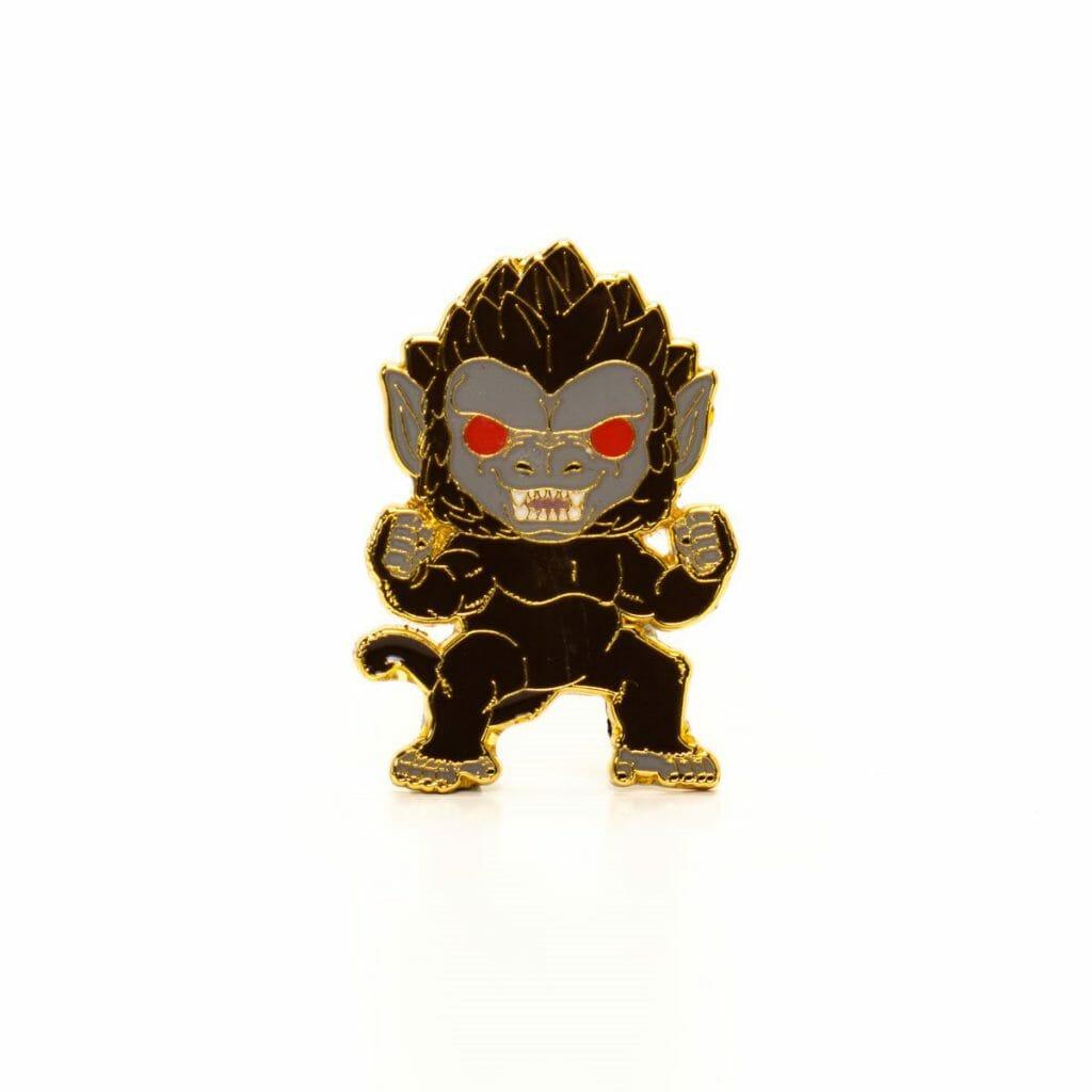 Dragon Ball Z Great Ape IN STOCK Funko Pop NEW Pin